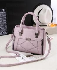 women 's handbag OL bag lady's handbag PU leather bags daily bags 3 color purple nomal