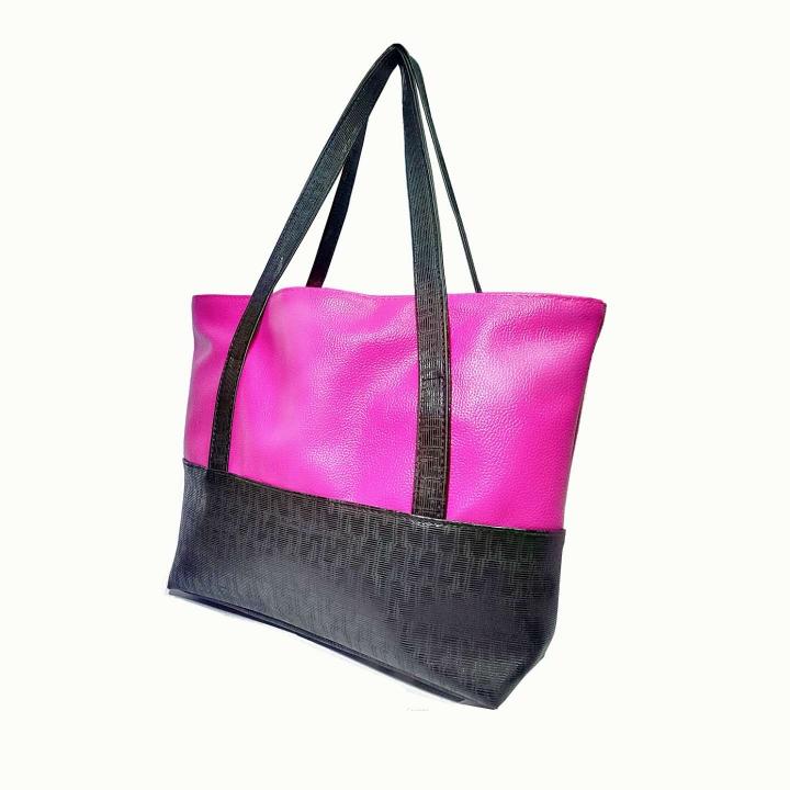 women 's handbag shoulder bags big capacity PU leather 2019 as picture nomal