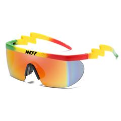 Neff Sporty Sunglasses Men Women High Quality  Fashinable Sun Glasses Colorful unisex