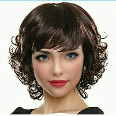 women wigs fashion popular best price wigs synthetic wig women summer hair fashion wigs brown normal