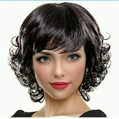 women wigs fashion popular best price wigs synthetic wig women summer hair fashion wigs black normal