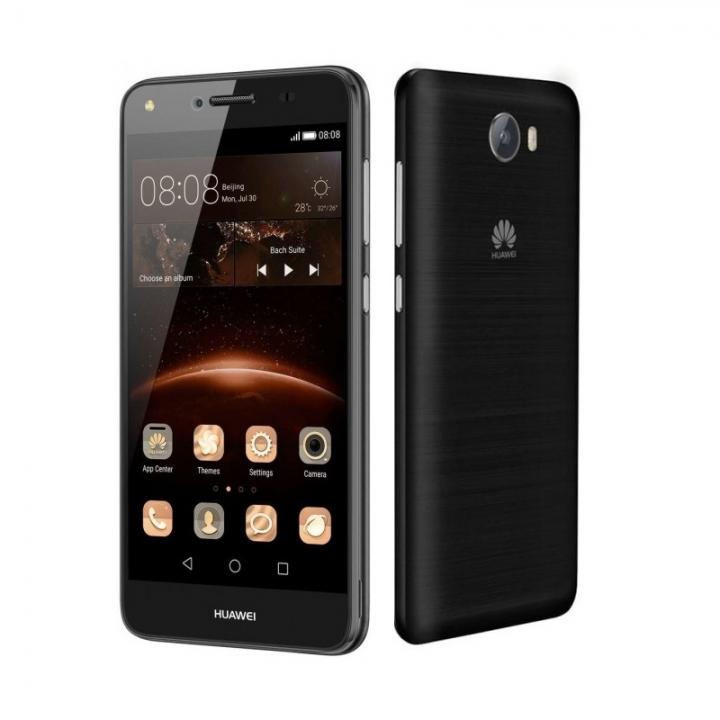 "Huawei Huawei Y5 2017 5"" 16GB+2GB RAM black"