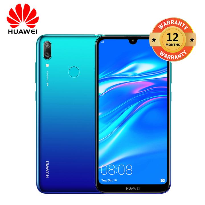 HUAWEI Y7 Prime 2019 3GB+32GB (Tip: Get KSh.200 voucher below!) gradual blue