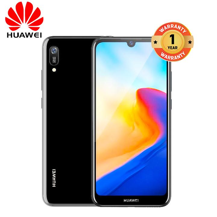 HUAWEI Y6 Prime 2019 Smartphone Midnight Black