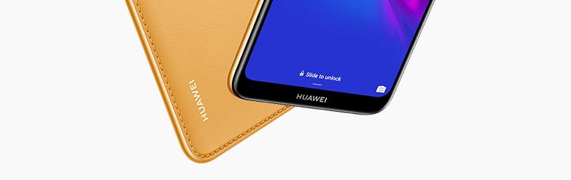 HUAWEI Y6 Prime 2019 Smartphone Midnight Black 15