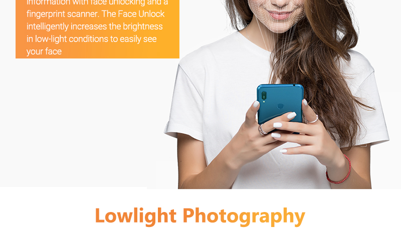 HUAWEI Y6 Prime 2019 Smartphone Midnight Black 6