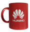 HUAWEI GIFT Mug red one size