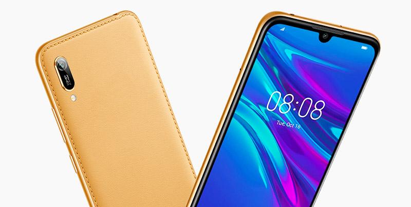 HUAWEI Y6 Prime 2019 Smartphone Midnight Black 14