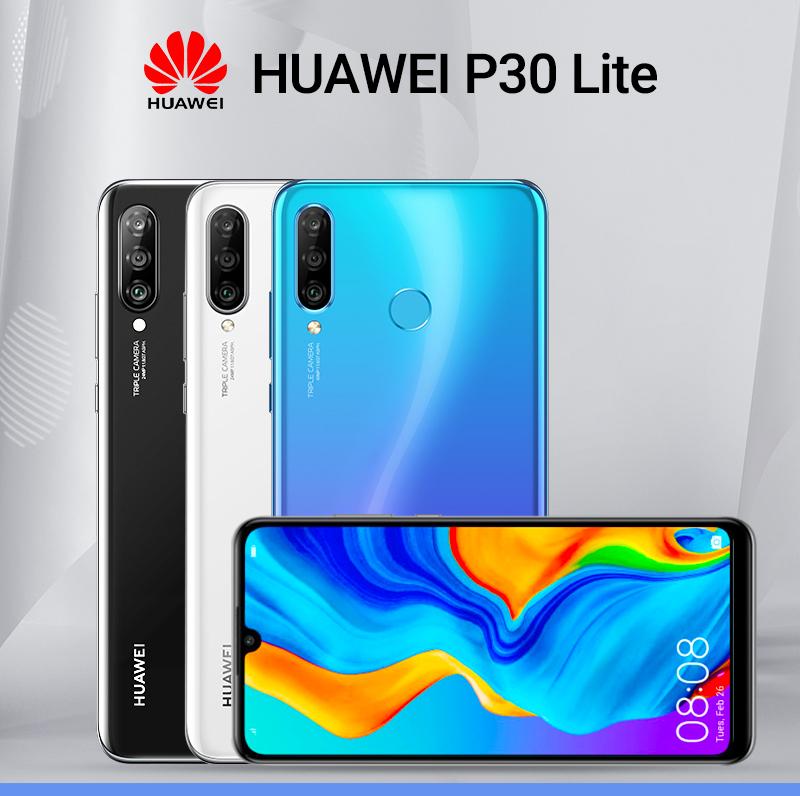 HUAWEI P30 LITE 4GB+ 128GB Peacock blue 1