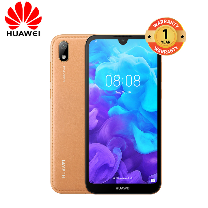 HUAWEI Y5 2019,  2GB RAM + 32 GB ROM amber brown