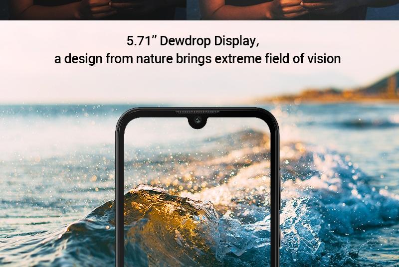 HUAWEI Y5 2019,  2GB RAM + 32 GB ROM Smartphone + Free Selfie Stick sapphire blue 8