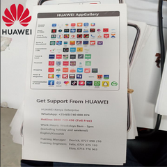 Huawei Smartphone User Guide(Gifts-not sold by separatly) White as picture