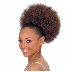 New fashion headgear hair bag hairpin explosion hair set fluffy big hair bag 1#black one size