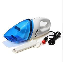 2018 Portable Handheld Vacuum Cleaner Wet Dry Creative 12V Car Vacuum Cleaner blue one size