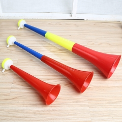 2018 World Cup Fans Cheer props Extension-Type trumpet Vuvuzela Cheer for Your Football Team as shown S