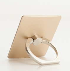 Phone Finger Ring Stand Holder 360 Degree Rotating Phone Grip Kickstand for Phone Pretty Little Gift Gold One size