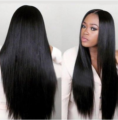 Lace Front Human Wigs  Density Straight Lace Front Wigs Brazilian Remy Hair Bleached Knots As picture As picture