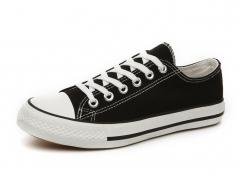 New Classic Canvas Shoes Men and Women Shoes Couple Models Casual Shoes Black 36