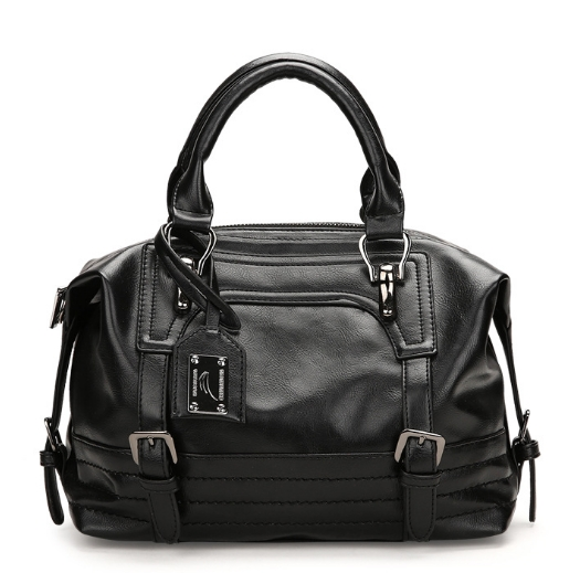 51d2d12c56e5 Luxury Handbags Women Bag Oil Wax Designer Bags Women s Leather Handbags  Big Casual Tote Bags black one size  Product No  2876338. Item specifics   Brand