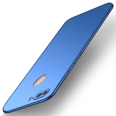 CHIHENG Ultra Thin Matte PC Hard Plastic Decent Protection Case for Huawei Honor 9 Lite blue huawei honor 9 lite
