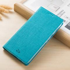 Samsung Galaxy A10 Case, Ultra Slim Premium Leather Flip Kickstand Card Slot Holder Magnetic Closed blue Samsung Galaxy A10