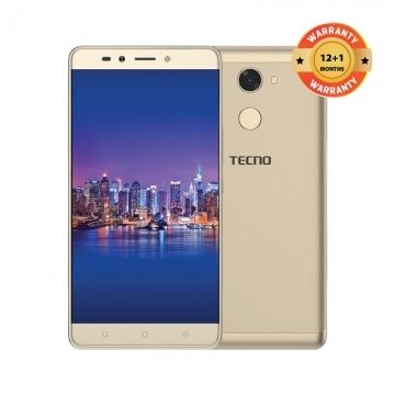 """TECNO L9 Plus: 6.0"""" Screen, 13MP + 5MP , 16GB ROM + 2GB RAM,5000mAh black"""