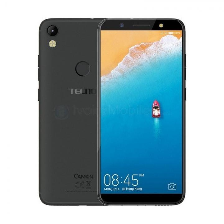 TECNO Camon CM - 5.7Inch 18:9 Full Display - 16+2GB,13+13MP, 4G LTE black