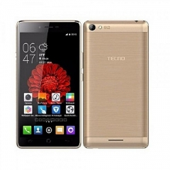 TECNO L8 Lite - 16GB - 1GB RAM - 8MP Camera - Dual SIM gold