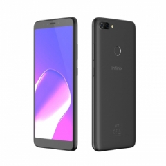 INFINIX HOT 6 PRO,2+16GB, 6.0 HD, Dual camera, 4000mAh, 4G LTE, FACE + FIGERPRINT UNLOCK, Black black