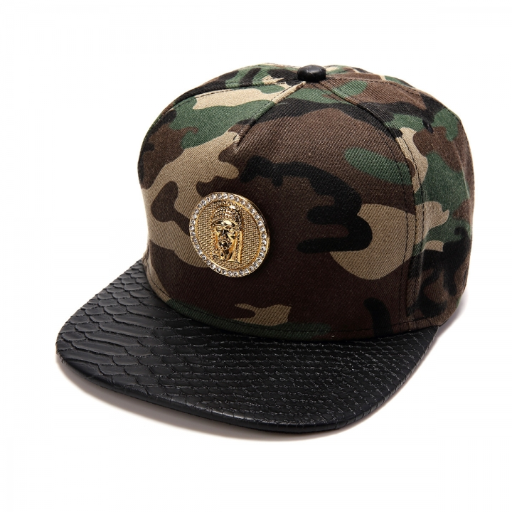 29a1db58097 Men Baseball Caps The New Fashion Youth Personality trend gun style hip-hop hats  camouflage