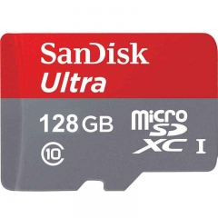 128GB 80MB/s Sandisk High Speed Class 10 TF MicroSD Card 128G Memory Card red micro sd 128gb high speed