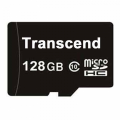 Transcend 128GB 128G Class10 TF Card Micro SD Memory Card + Reader black micro sd 128gb high speed