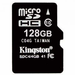 Kingston 128GB 128G Class10 TF Card Micro SD Memory Card + Reader black micro sd 128gb high speed