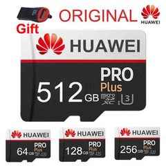 HUAWEI Micro SD Card 32GB 64GB 128GB 256GB 512GB High Speed Memory Card CLASS10 black micro sd 256gb high speed