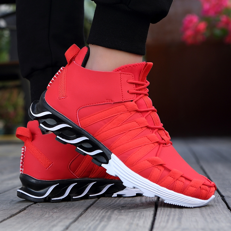 21299ff7fd3 ... Breathable Sneakers Men Light Sport Outdoor Shoes red 40  Product No   1469647. Item specifics  Brand