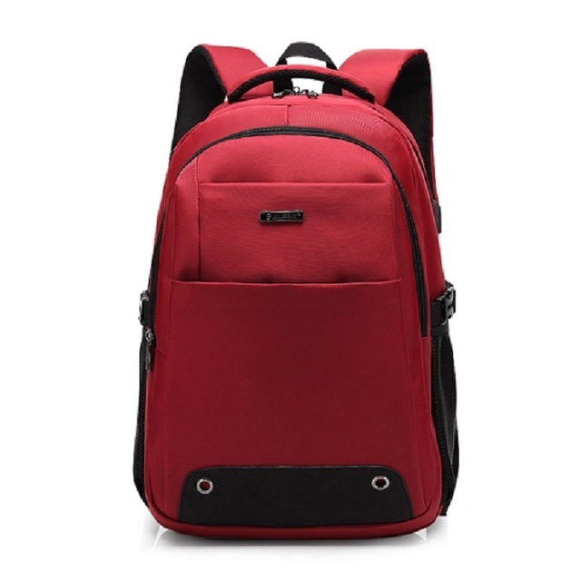 01d496cead5e AUGUR Fashion Backpack Multifunction USB charging Men Mochila Leisure  Travel back pack red 16inches  Product No  1367067. Item specifics  Brand