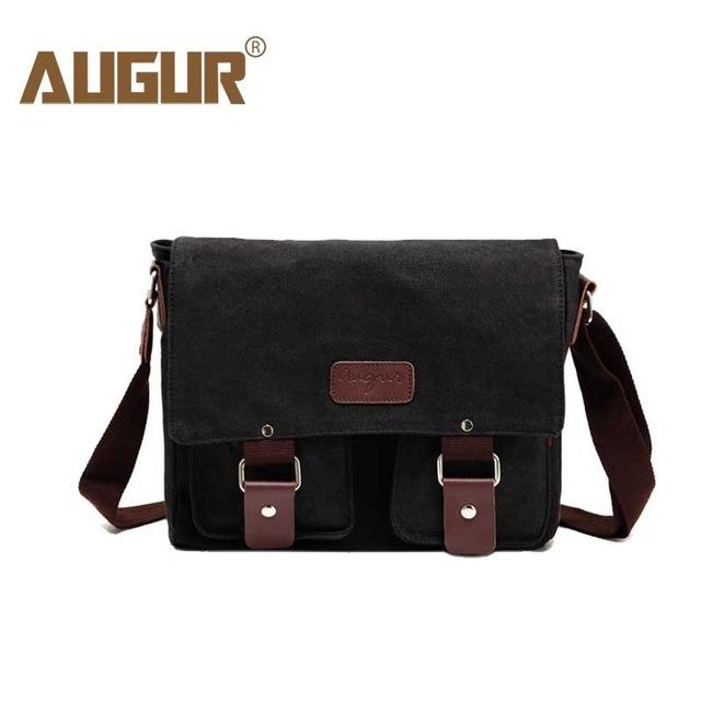 75ec241f22b4 ... Crossbody Bag Vintage Canvas Men s Shoulder Messenger Bag Casual  Travelling black one size  Product No  1367297. Item specifics  Brand
