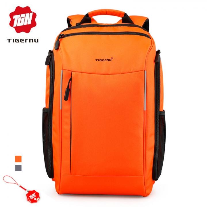 5548714f5dcf 2018 Tigernu Brand15.6 inch Laptop Backpack Mochila Women Men waterproof  Backpacks Bags Casual orange