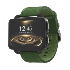 LEMFO  LEM4 Watch Android 5.1 Supper Big Screen 1200 Mah Lithium Battery 1GB + 16GB Wifi Take Video green one size