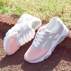 SOHI Women new mesh sports shoes student casual flat running shoes 01 35