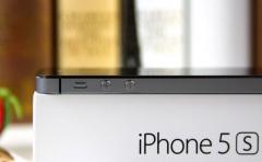 iPhone 5S  -4
