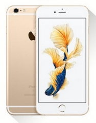 iPhone 6S-4.7'', 64GB Used(Original and tested, 9.5 Into New)12MP+5MP Smart Phone gold