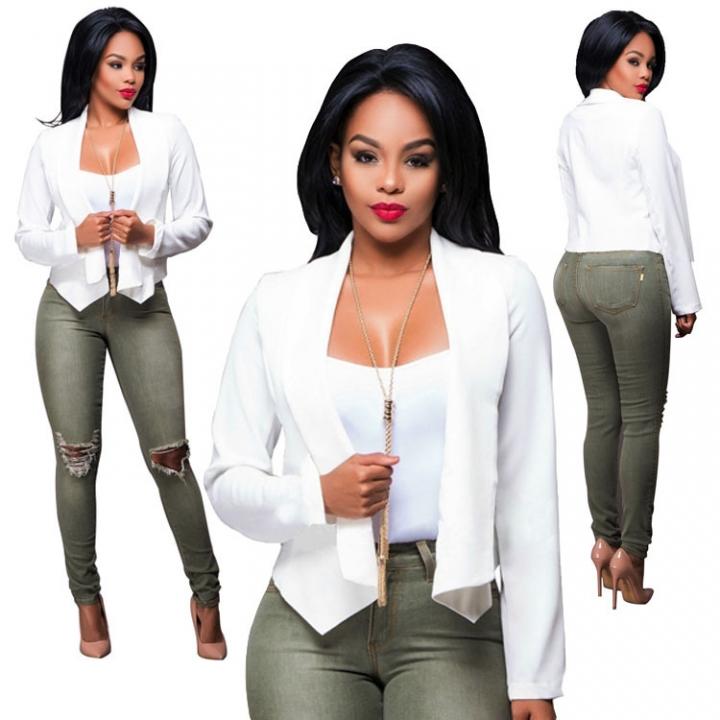 e93fda993f7c5 ON SALE...Big Size Coats Women Spring Autumn 2018 Feminina Fashion Thin  Short
