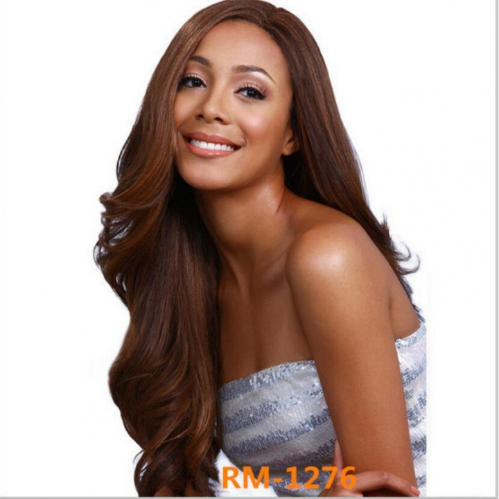 ON SALE...Luxurious Body Wigs For Africa Women Hair Synthetic Wigs ... 33745016ff