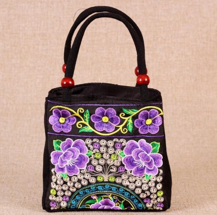 2018 New Summer Women Canvas Beach Bag Female Casual Tote Shopping Big Bag  floral Messenger Bags 16f2e4819037b