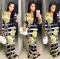 2019 Long Dress Floral Print Dress Tunic Maxi Dress Women Evening Party Sundress Vestidos de festa xl navy blue