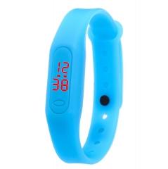 Bracelet Mini fashion casual personality student children's multicolored Bracelet electronic watch black 3cm**5cm