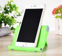 Universal Desk Phone Holder Stand Folding Mobile Phone Holder For iPhone Samsung Smart Phone Stand green normal