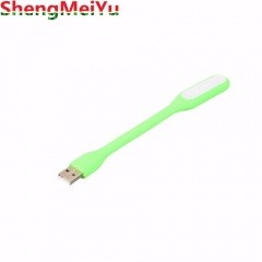 Mini LED USB read Light Computer Lamp Flexible Ultra Bright for Notebook PC Power Bank green normal