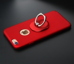 Oval phone ring bracket stereo oval metal phone holder buckle bracket for ipad and all phone Ellipse red Ellipse